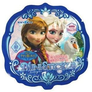 【アナ雪】【メール便可】エンスカイ アナと雪の女王 ミニステッカー ボックスセット(32種類x8袋セット)
