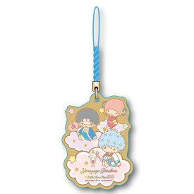 【銀魂】【メール便可】ベルハウス エコストラップ銀魂×Sanrio characters/Yorozuya Ginchan B