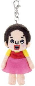 【ぬいぐるみ】【キーケース】低燃費少女ハイジ リール付きぬいぐるみキーカバー ハイジ【おもちゃ グッズ キャラクター 鍵 人形 キーホルダー アルプスの少女 脱力系 おもしろ プレゼン