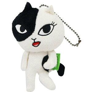 【LINE】【マスコット】LINE ライン ジェシカ JS-1(ボールチェーン付)【おもちゃ グッズ キャラクター タカラトミーアーツ ぬいぐるみ ストラップ 人形 かわいい キーホルダー 女の子 プレゼン
