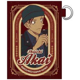 【名探偵コナン】【メール便可】ツインクル 名探偵コナン アートポスターシリーズ カードパスケース 赤井秀一 日本製