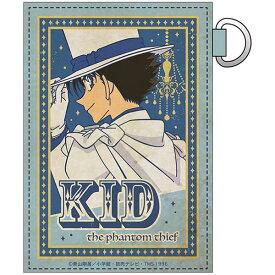 【名探偵コナン】【メール便可】ツインクル 名探偵コナン アートポスターシリーズ カードパスケース 怪盗キッド 日本製