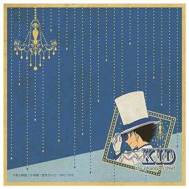 【名探偵コナン】【メール便可】ツインクル 名探偵コナン アートポスターシリーズ マイクロファイバータオル 怪盗キッド 約20×20cm 日本製