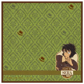 【名探偵コナン】【メール便可】ツインクル 名探偵コナン アートポスターシリーズ マイクロファイバータオル 世良真純 約20×20cm 日本製