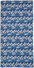 【ディズニー】【メール便可】ミッキーラン! バスタオル ネイビー(青) ポリエステル