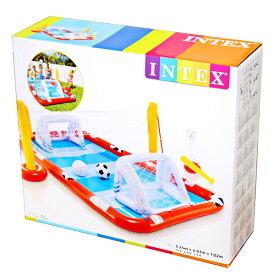 【プール】【大型】INTEX 57147NP インテックス アクション スポーツプレイセンター ACTION SPORTS PLAY CENTER
