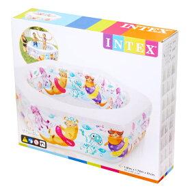 【プール】【キッズ】INTEX 56493NP インテックス スイム センター ファミリープール SWIM CENTER FAMILY POOL