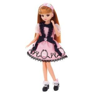 【リカちゃん】【人形】タカラトミー リカちゃん人形 LD-10 すてきなリカちゃん【りかちゃん リカちゃん 人形 ハウス ドレス 服 グッズ おもちゃ 女の子 着せ替え プレゼント 誕生日 洋服】