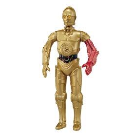 【スターウォーズ】【フィギュア】メタコレ スター・ウォーズ#16 C-3PO(フォースの覚醒)【おもちゃ グッズ ホビー コレクション 可動フィギュア タカラトミー 男の子 インテリア 人形 ダイキャスト製 映画 アニメ プレゼント】