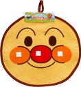 【アンパンマン】【メール便可】それいけ アンパンマン 顔柄ループつきハンドタオル【おもちゃ グッズ キャラクター ハンカチ タオル 入学 入園 保育園 幼稚園 キッズ 子供 子ども ループ ひも付き 名前 かわいい バンダイ】