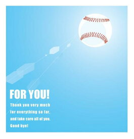 【色紙】【メール便可】読んで!飾って!ずっと楽しい♪ 学校色紙2 野球(ポジション)【おもちゃ グッズ プレゼント ギフト 誕生日 父の日 母の日 贈り物 寄せ書き 卒業祝い 入学祝い メッセージカード 部活 かわいい デザイン アイデア 二つ折り 思い出 感謝】