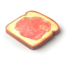 【メモパッド】【メール便可】おしゃれな文具♪ PEN&DELI トースト ジャム(Toast Jam)【グッズ 雑貨 お土産 プレゼント ギフト 贈り物 父の日 母の日 敬老の日 おしゃれ かわいい 文具 文房具 メ