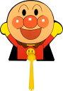 【うちわ】【メール便可】アンパンマン キャラクターダイカット うちわ No.1030【おもちゃ グッズ キャラクター 縁日 …