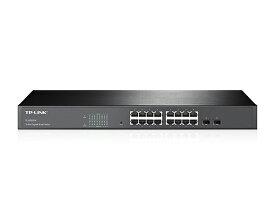 TP-Link 16ポートスイッチングハ ブ ギガ16ポート 5年保証 TL-SG2216 スマートスイッチ