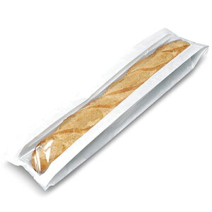 福助工業 デリカパック フランスパン用 No.35 晒無地(1ケース1,000枚)
