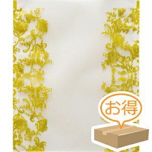 福助工業 カマス袋 GM(マットタイプ) No.3花柄金(1ケース4,000枚)