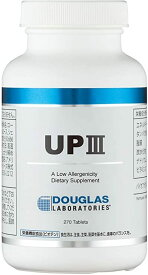 UPIII 270粒 ダグラスラボラトリーズ 鉄分 マルチビタミンミネラル ダグラスラボラトリーズ 鉄強化