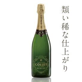 【ボックスなし】シャンパーニュ・コレ ミレジメ 2006 (CHAMPAGNE COLLET MILLÉSIME 2006) / 750ml