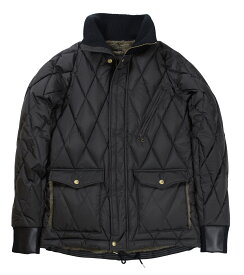 WESTRIDE [-ALL NEW RACING DOWN JACKET TYPE 2 with WIND GUARD- BLK size.XS,S,M,L,XL,XXL]