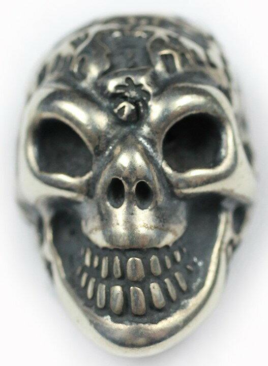 B.W.L [-Graffiti Vintage Skull Pins w/Back Screw-]