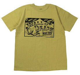WESTRIDE [-S/S TEE : WALL OF DEATH- NABARY size.34,36,38,40,42,44]