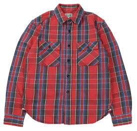 "JELADO [""Unionworkers Shirts""(ショート丈) STANDARD COLLECTION #JP42133 INDIGO size.XS,S,M,L,XL]"