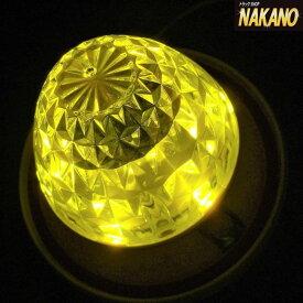 【激光LEDハイパワーマーカーランプユニット 12V/24V車対応(イエロー/黄色)】180°照射で極限の明るさを実現!超高輝度SMD LED搭載♪ LSL-301Y/バスマーカーランプ/LEDマーカーユニット/二重レンズ/日本ボデーパーツ/JB