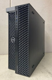 【中古】[CAD用PC!!] Dell Precision 5820 Tower Xeon W-2104 4Core 3.20Ghz/メモリ32GB/SSD 1TB/SATA 2TB/NVIDIA Quadro P2000 5GB/Win10 Pro