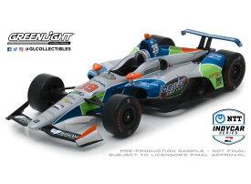 【予約】10月以降発売予定2019 Pippa Mann #39 IndyCar Clauson-Marshall Racing, Driven to Save Lives /Greenlight 1/18 ミニカー