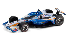 【予約】2021年発売予定2020 #30 Takuma Sato 佐藤琢磨 Indianapolis 500 Champion Rahal Letterman Racing, PeopleReady 2020 NTT IndyCar Series /Greenlight 1/64ミニカー
