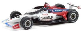 【予約】9-10月以降発売予定#30 Takuma Sato 佐藤琢磨 2021 NTT IndyCar Series - Rahal Letterman Lanigan Racing - Shield Cleanser/Greenlight 1/64ミニカー