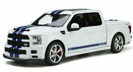【予約】10月以降発売予定Shelby F150 Super Snake /GT Spirit 1/18 ミニカー