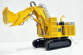 コマツ PC8000-6 electric マイニングショベル /BYMO 1/50 ダイキャスト 建設機械模型