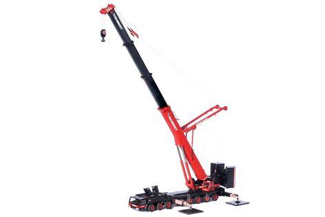 【予約】7月以降発売予定 トンキン特注LIEBHERRリープヘル LTM 1400 Mobile Crane COLONIA モバイルクレーン /YCC 建設機械模型 工事車両 1/50 ミニチュア