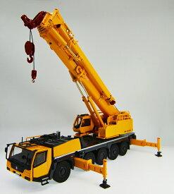 KATO KA-1300R モバイルクレーン /建設機械模型 工事車両1/50 ミニチュア