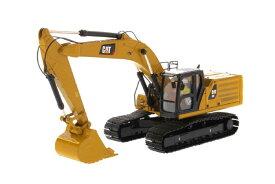【予約】5-8月以降発売予定Cat 336 Hydraulic Excavatorショベル 建設機械模型 工事車両ダイキャストマスターズ 1/50 ミニチュア