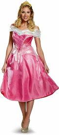 『眠れる森の美女 』オーロラ姫のコスチューム2点セット ディズニーオフィシャル コスチューム 仮装コスチューム コスプレ ・ハロウィン・女性大人用