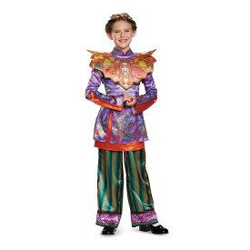 『アリス・イン・ワンダーランド』アリスのアジアン風デラックスコスチューム3点セット(子供用) ハロウィンコスチューム コスプレ (仮装、パーティー、舞台、演劇、ハロウィン) 子供 ティーン