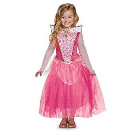 『眠れる森の美女』オーロラ姫のデラックスコスチューム(子供用) ハロウィンコスチューム コスプレ (仮装、パーティー、舞台、演劇、ハロウィン)キッズ 女の子 子供用