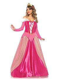 眠れる森の美女 オーロラ姫のコスチューム2点セット 仮装コスチューム コスプレ /LEG AVENUEレッグアベニュー コスプレ・仮装・ハロウィン・女性大人用