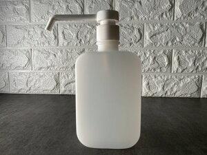 シャワーボトル スプレー アルコール対応 ポリエチレン HDPE アルコールディスペンサー ロングノズル 次亜塩素酸 空容器 噴霧器 500ml 在庫あり あす楽