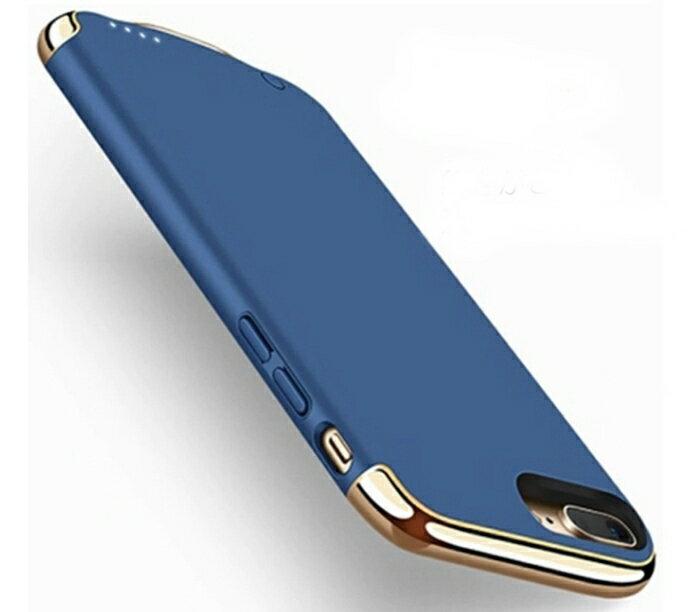 iPhone6 6S 7 薄いバッテリー内蔵ケース モバイル充電器 スマホ 2500mAh 高級感 薄型 軽量 停電 アウトドア キャンプ 登山 災害 緊急