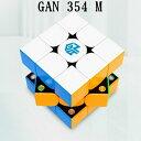 GAN354 M GANCUBE 競技用 3x3x3キューブ ステッカーレス 立体パズル 知育