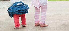 ラッフルバッツRufflebutts かわいい タイツ スパッツ レギンス ベビー キッズ 靴下 【19色展開】/可愛い 女の子 ベビー赤ちゃん