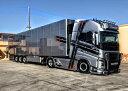 【予約】2020年7-9月以降発売予定Volvo FH04 Globetrotter XL met koel oplegger トラック /建設機械模型 工事車両 Te…