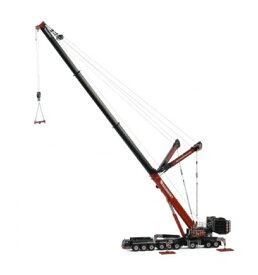 マムート特注MAMMOET Liebherr LTM1750-9.1 telescopic craneモバイルクレーン WSI 1/50 建設機械 模型ミニカー はたらく車重機