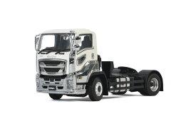 【予約】2021年2月以降発売予定ISUZUいすゞ GIGA SHORT CAB 4x2 トラック トラクタ/WSI 1/50 建設機械 模型ミニカー はたらく車 重機