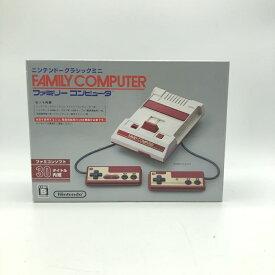 【中古】任天堂 ニンテンドークラシックミニ ファミリーコンピュータ CLV-S-HVCC(JPN) 04r2451