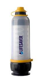 LifeSaver Bottle 4000UF ライフセーバー 携帯浄水器 NEWロゴ
