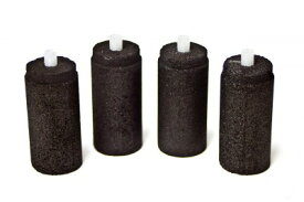 LifeSaver bottle Activated Carbon Filters(4 pack) 活性炭フィルター日本正規品 10年保存アルミ包装